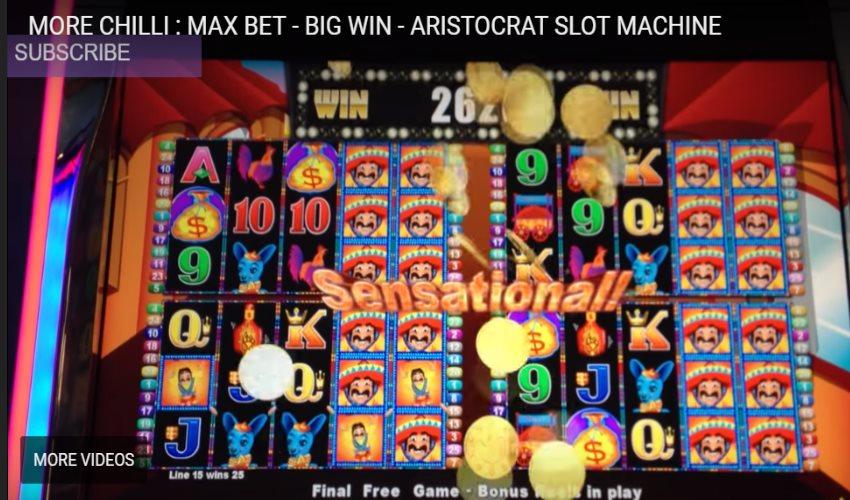 Where to play chilli gold slot machine