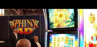 Sphinx 4D Slot Machine from IGT