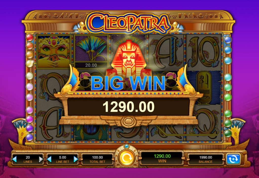 Slots Play Free Cleopatra