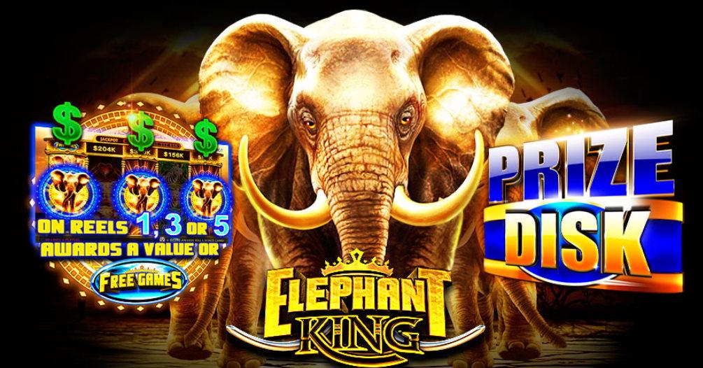 Free Slots Elephant King