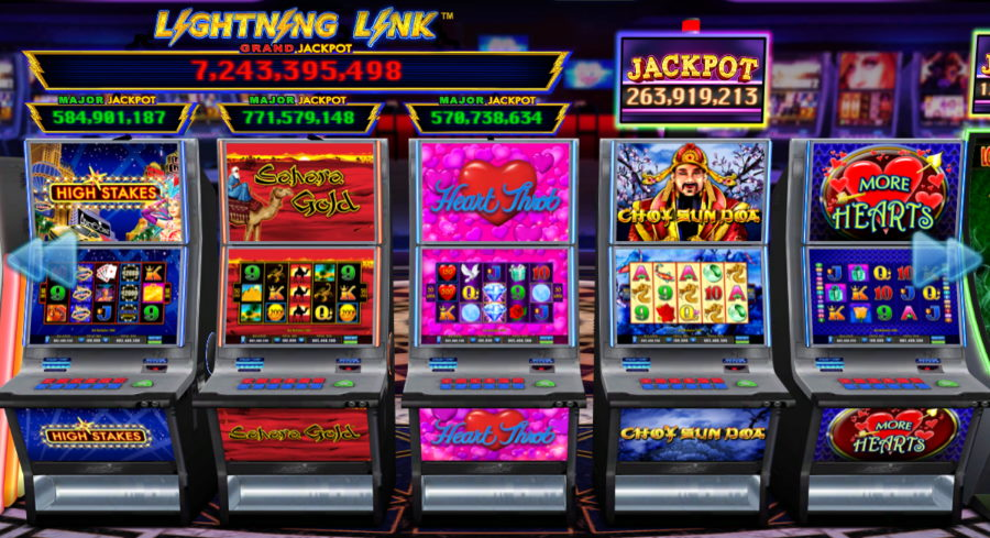 Trigger Casino Review Slot Machine