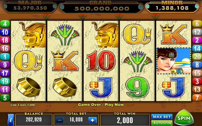 casino charlevoix horaire Slot Machine