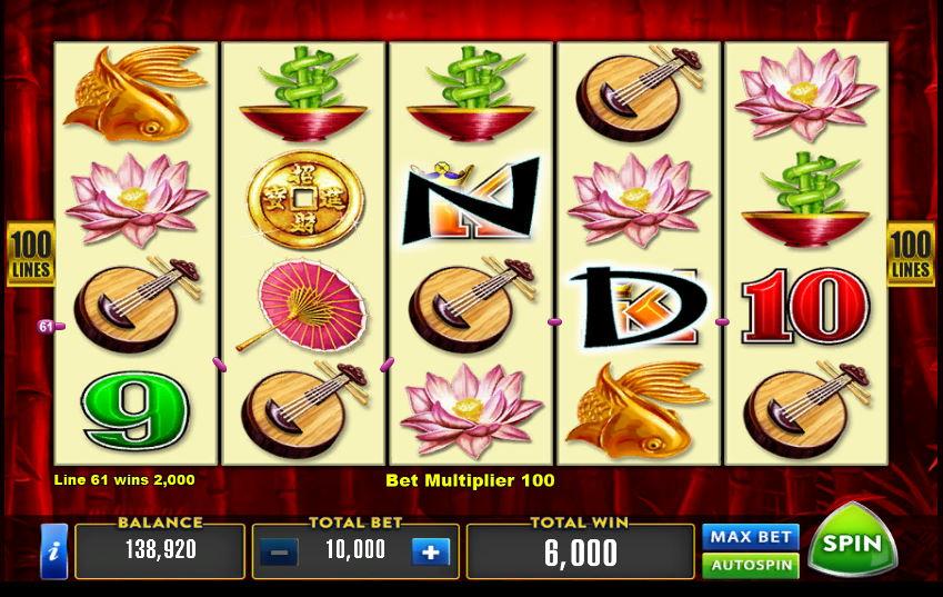 casino rama fab four Slot