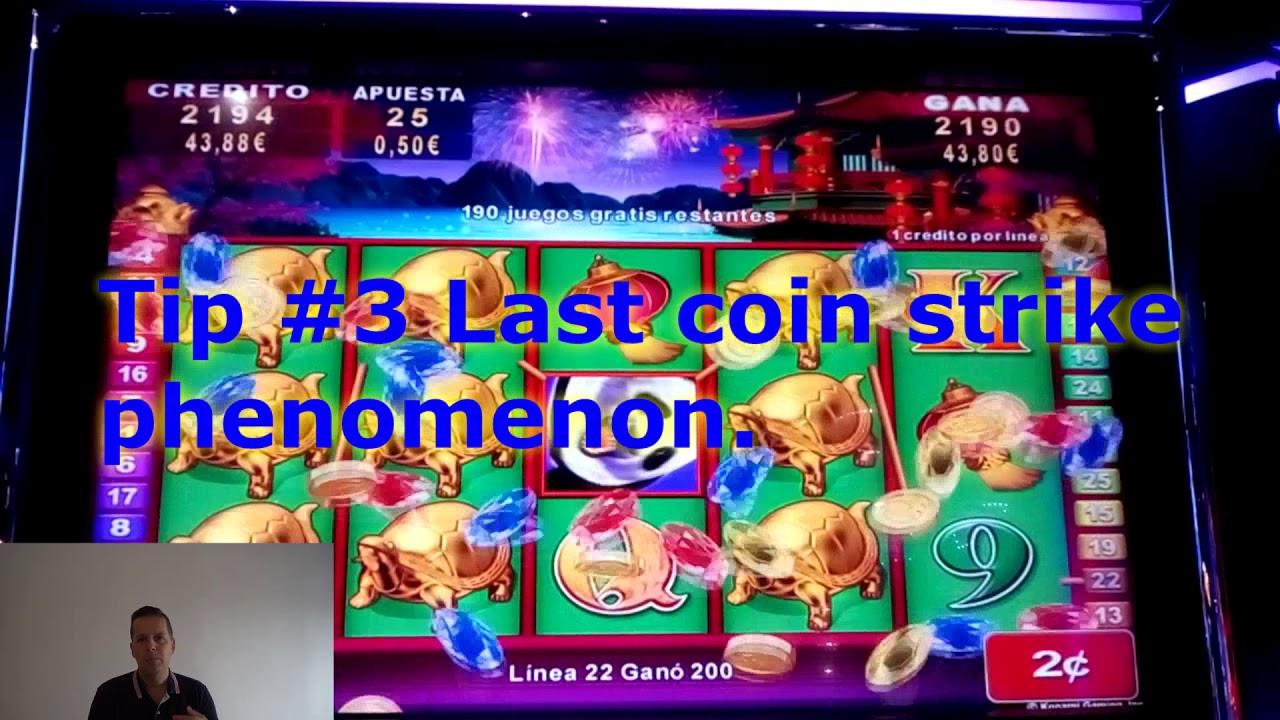 winning cheats tips for slot machines