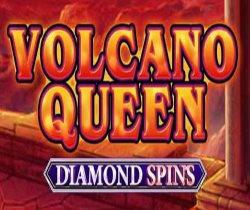 Volcano Queen Diamond Spins
