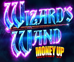 Wizards Wand Money Up